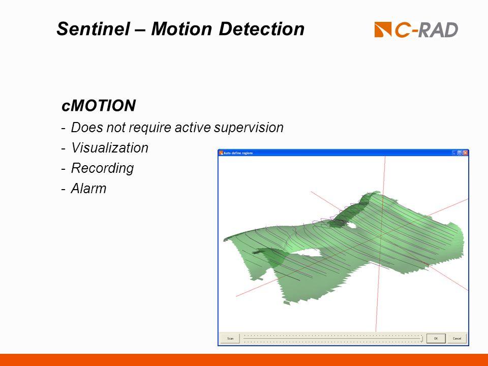 Sentinel – Motion Detection
