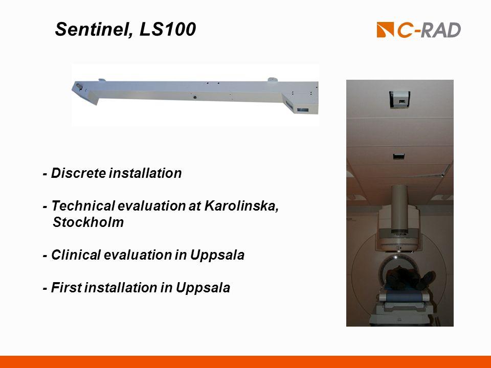 Sentinel, LS100 - Discrete installation