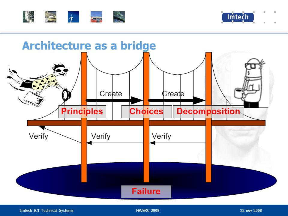 Architecture as a bridge