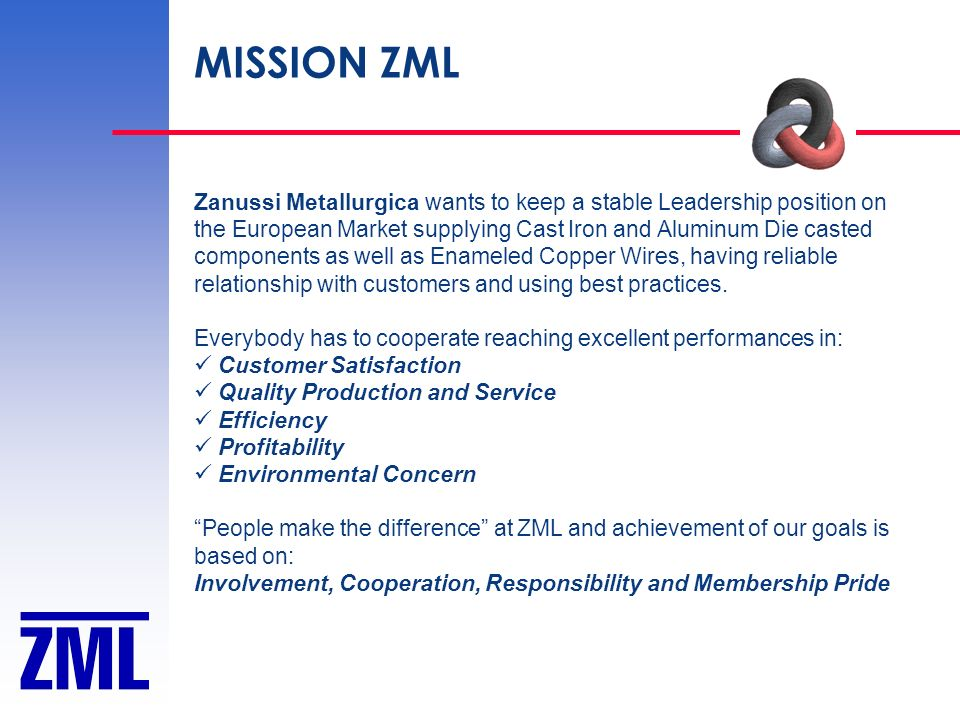 MISSION ZML