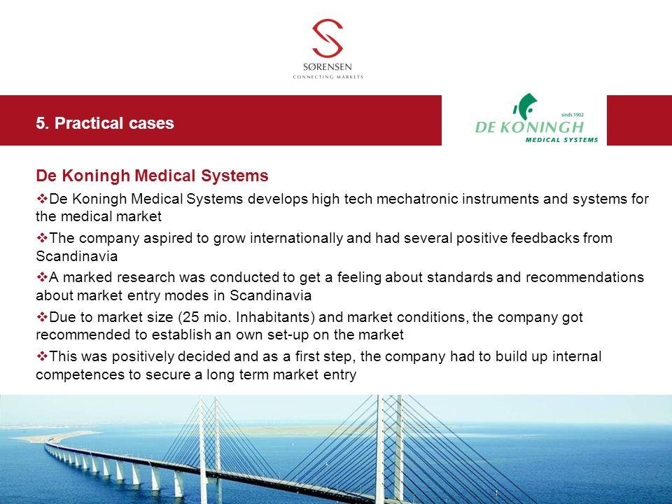 De Koningh Medical Systems
