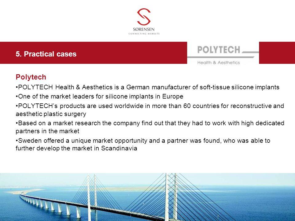 5. Practical cases Polytech