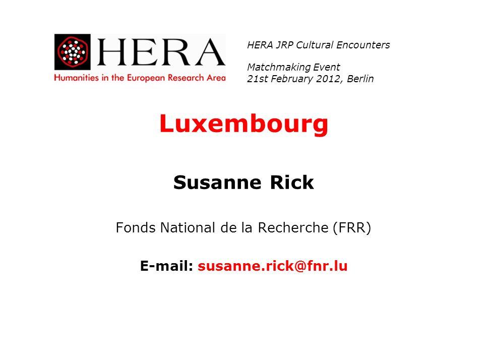E-mail: susanne.rick@fnr.lu