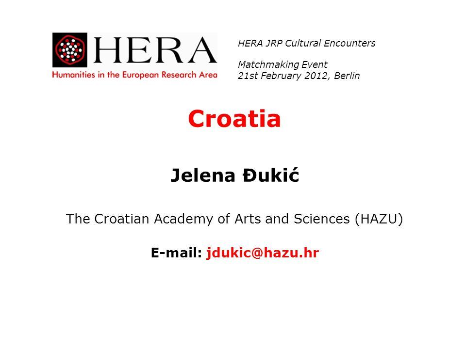 E-mail: jdukic@hazu.hr