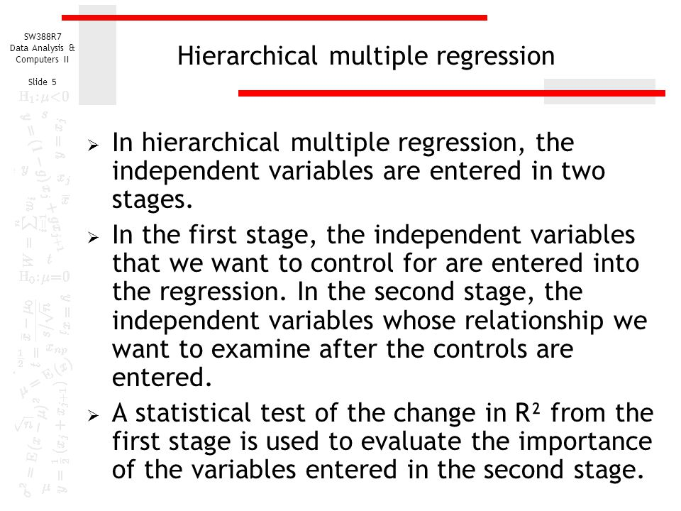 multiple regression analysis interpretation pdf