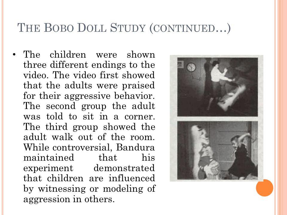 Doll study experiment