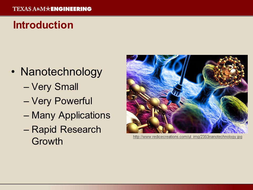 Research Papers On Nanotechnology
