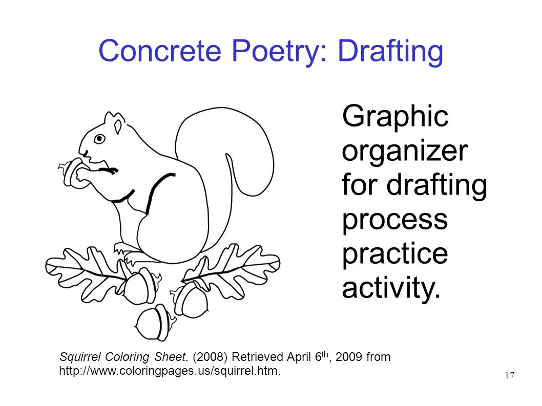 concrete poetry grade level 5 paige l stone bryn towner eced
