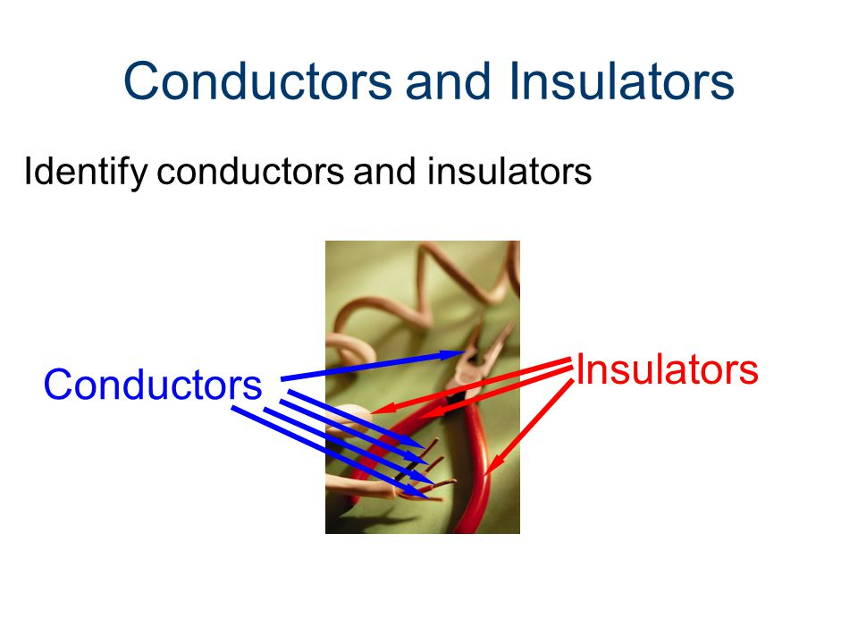 Conductors And Insulators : Atomic structure gateway to technology