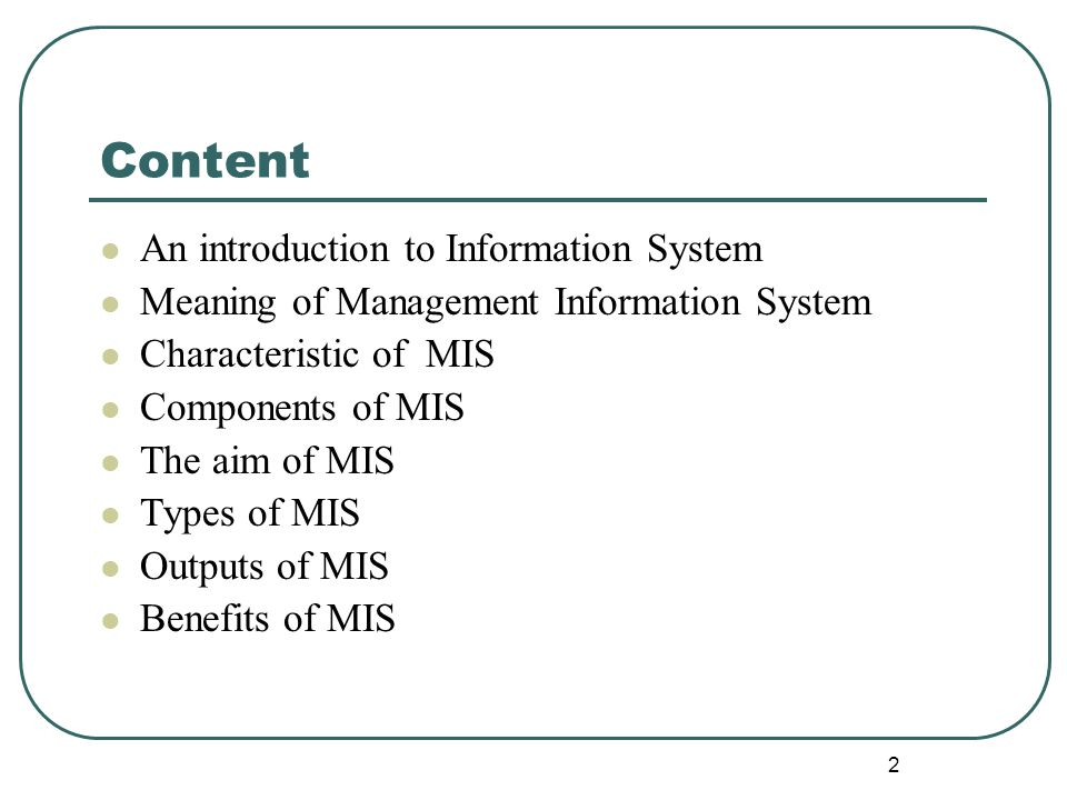 an introduction to the definition of system administration Full-text paper (pdf): introduction to educational administration a module.
