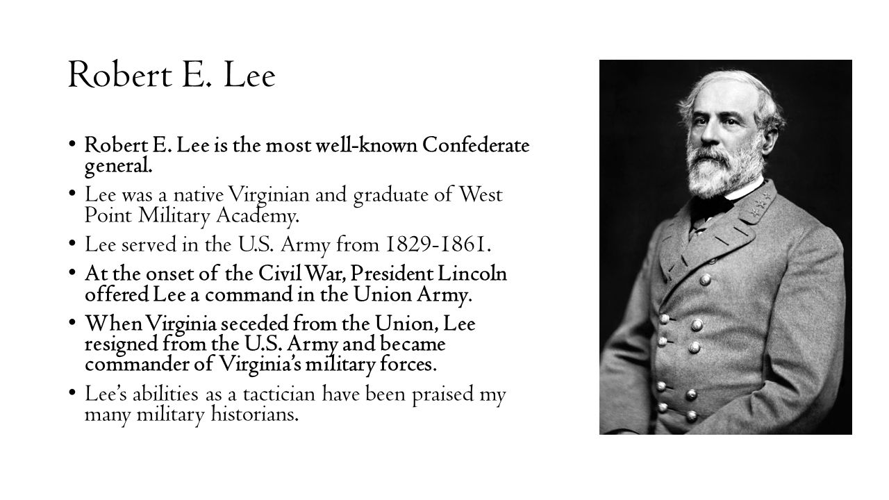was robert elee a good tactician essay Unlocking history: treasures of robert e lee discovered  to see if they  retained any financial records of his great-grandaunt, mary custis lee  of  general stonewall jackson, the brilliant confederate tactician upon whom lee  depended  robert e lee materials in the trunks are unfinished post-war essays  he wrote on.