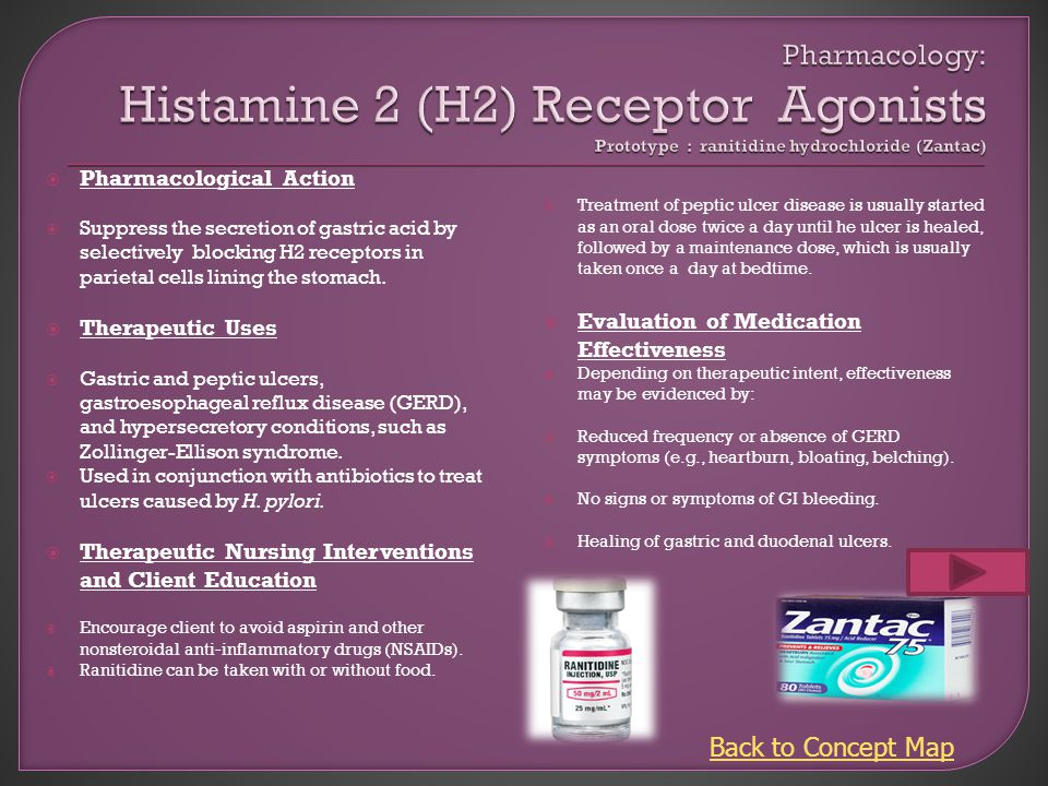 Can Ranitidine Taken With Food Or Without