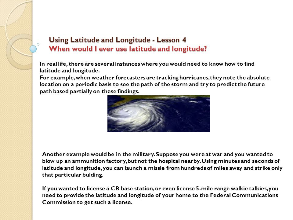 latitude and longitude notes pdf