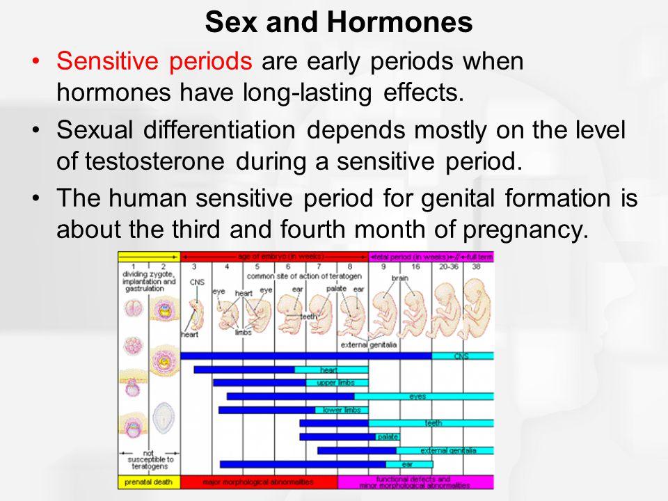 sensitive periods and human tendencies