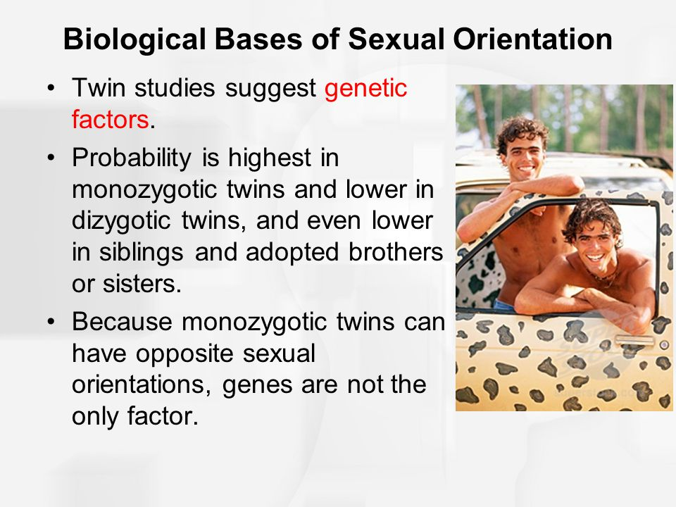 from Kellen biological difference gay