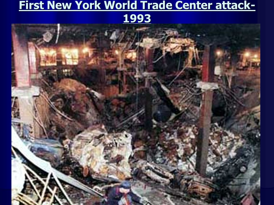 World Trade Center Attack 1993 ISLAM: From God or Man...
