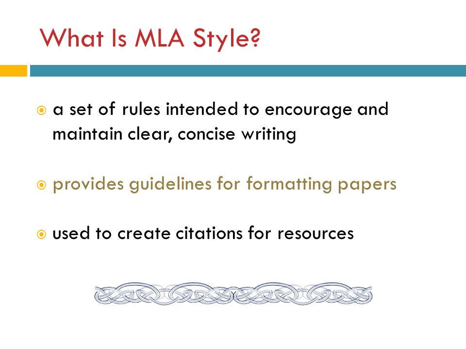 mla writing guidelines Mla is a citation style developed by the modern language association to help researchers accurately cite their sources when it's time to write their final.