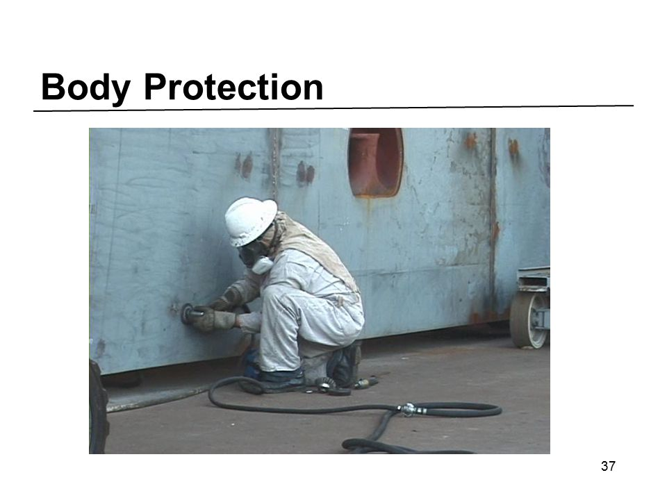 Lesson 3: Personal Protective Equipment
