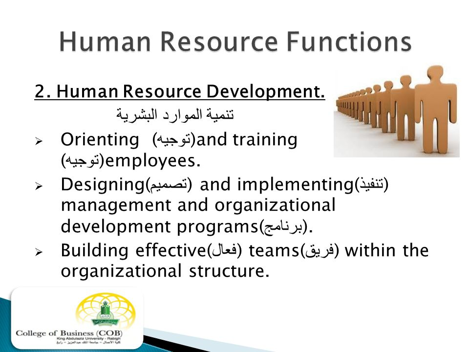 Introduction To Human Resource Management Ppt Download