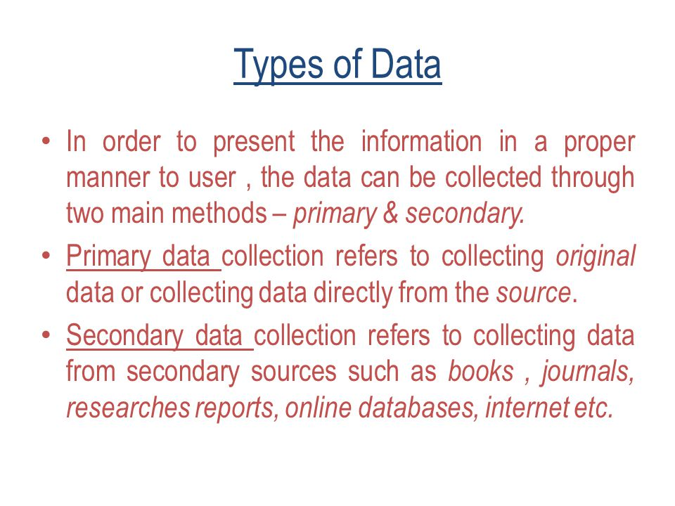 mis types of databases Understanding and comparing six types of data processing systems of from a single database with few dozen transaction types to thousands of databases.