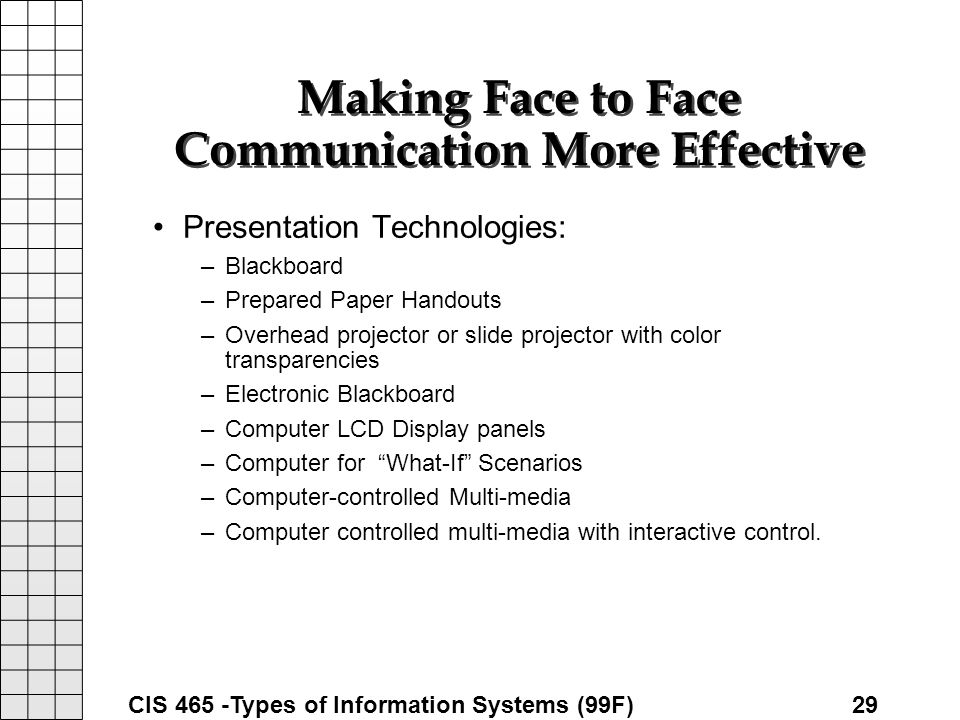 Image Result For Electronic Vs Face To Face Communication