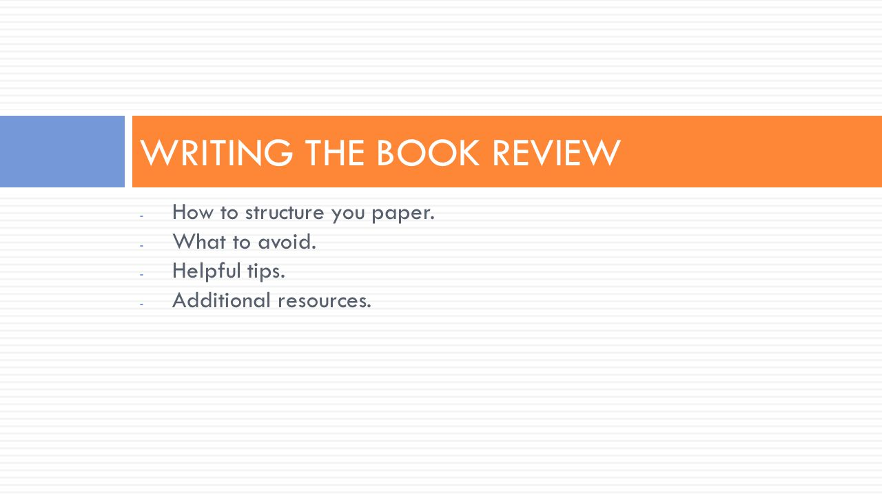 online book review Easybib helps you create a bibliography or works cited in mla7 format to properly credit your sources cite a review for your research.