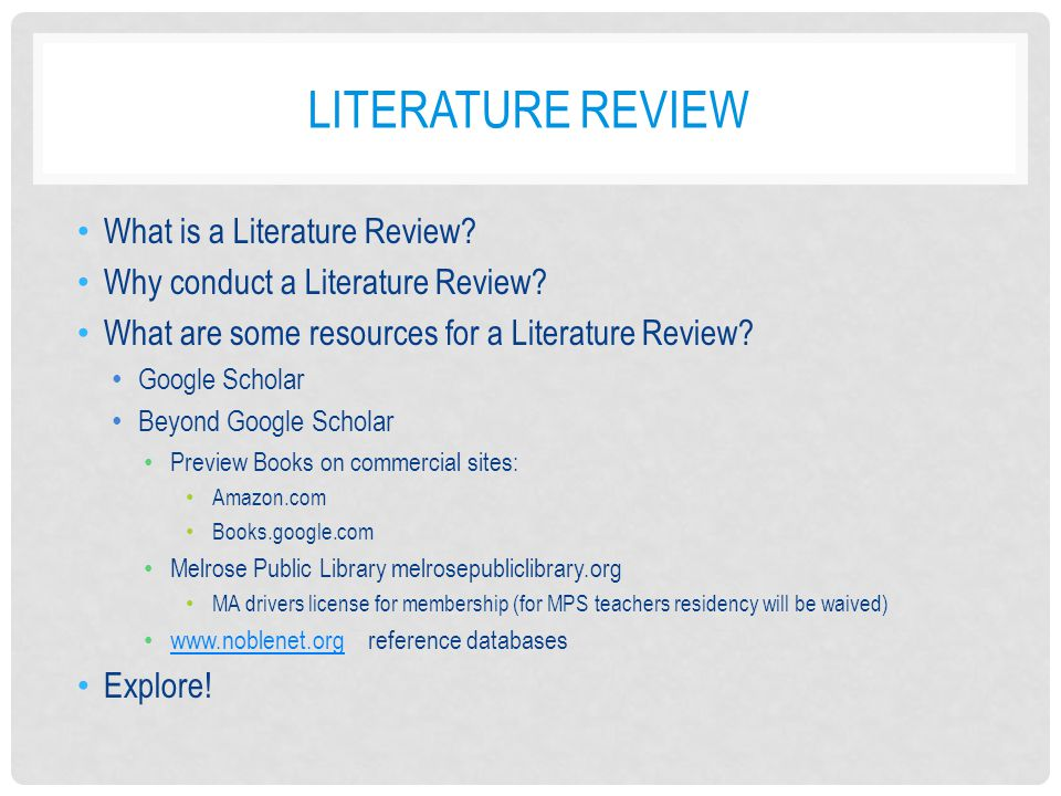 what is literature and why study Why study american literature 1 literature reflects human ideas, beliefs, and societies this is so fundamentally obvious that we tend to overlook it literature is.