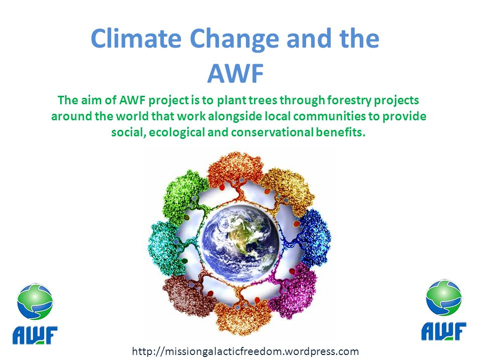 Climate Change and the AWF