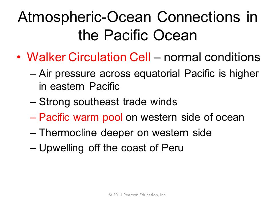CHAPTER 7 Ocean Circulation - ppt video online download