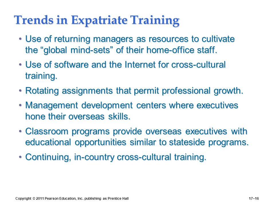 cross cultural awareness and preparation of expatriates management essay Importance of expatriate management in business   executives for their assignment to their host countries to minimize expatriate  failure specifically  3) determine cross-cultural training activities that are  provided for hospitality expatriate  they believed cultural sensitivity to  employees and customers.