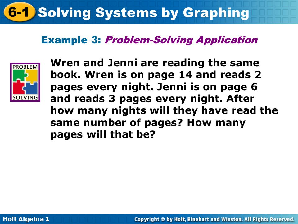 Example 3: Problem-Solving Application
