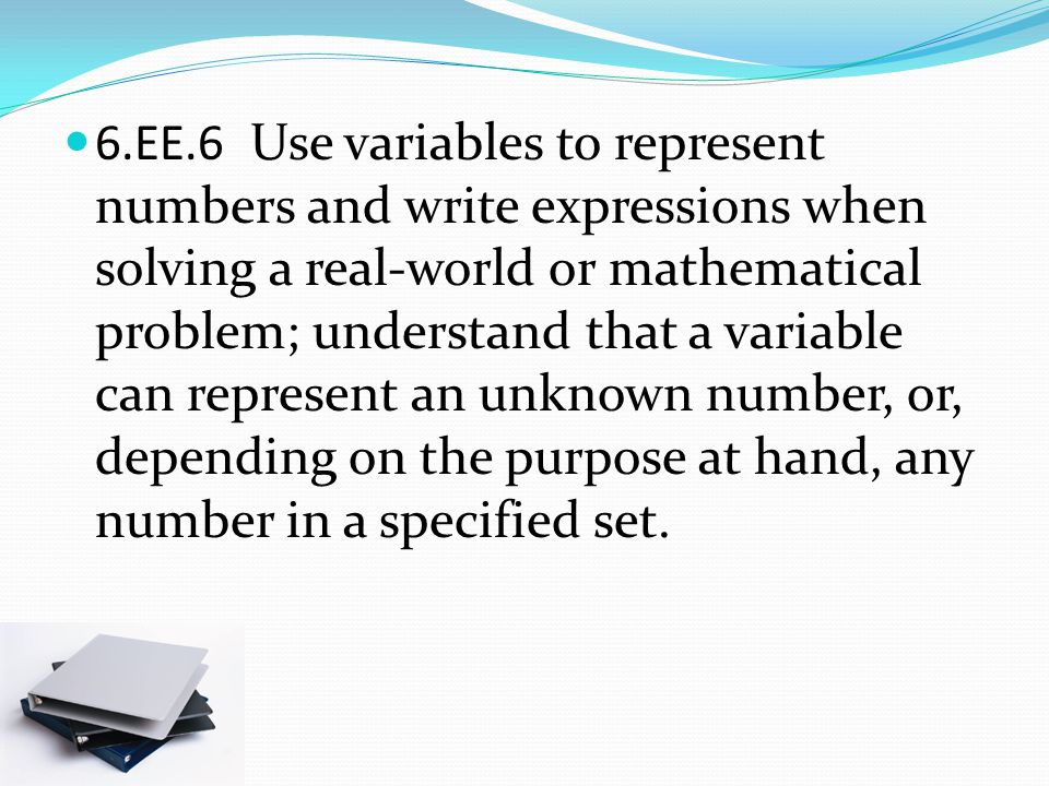 Expressions and Equations - ppt download
