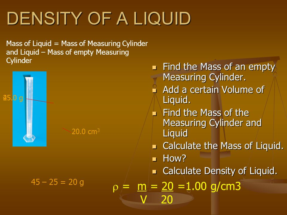 determining mass of a voltaile liquid The method includes supplying a volatile liquid into a chamber,  determining an effective mass of the chamber over a period of time,.