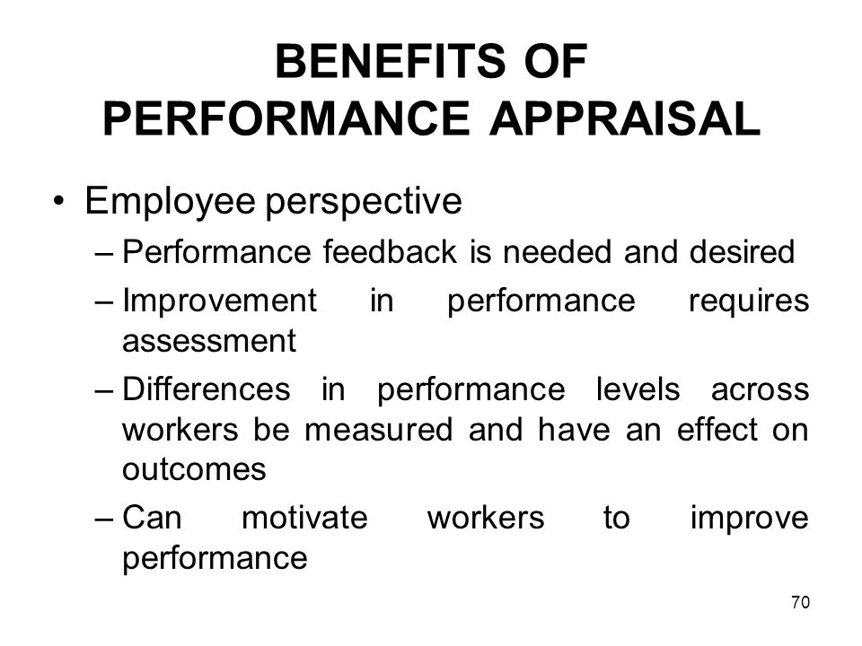 performance appraisal and its effects on employee motivation Impact of motivation on employee performance management essay there argues that current knowledge of motivation and performance has been inadequate as there identifies set of variables that may influence bank employees motivation and performance.