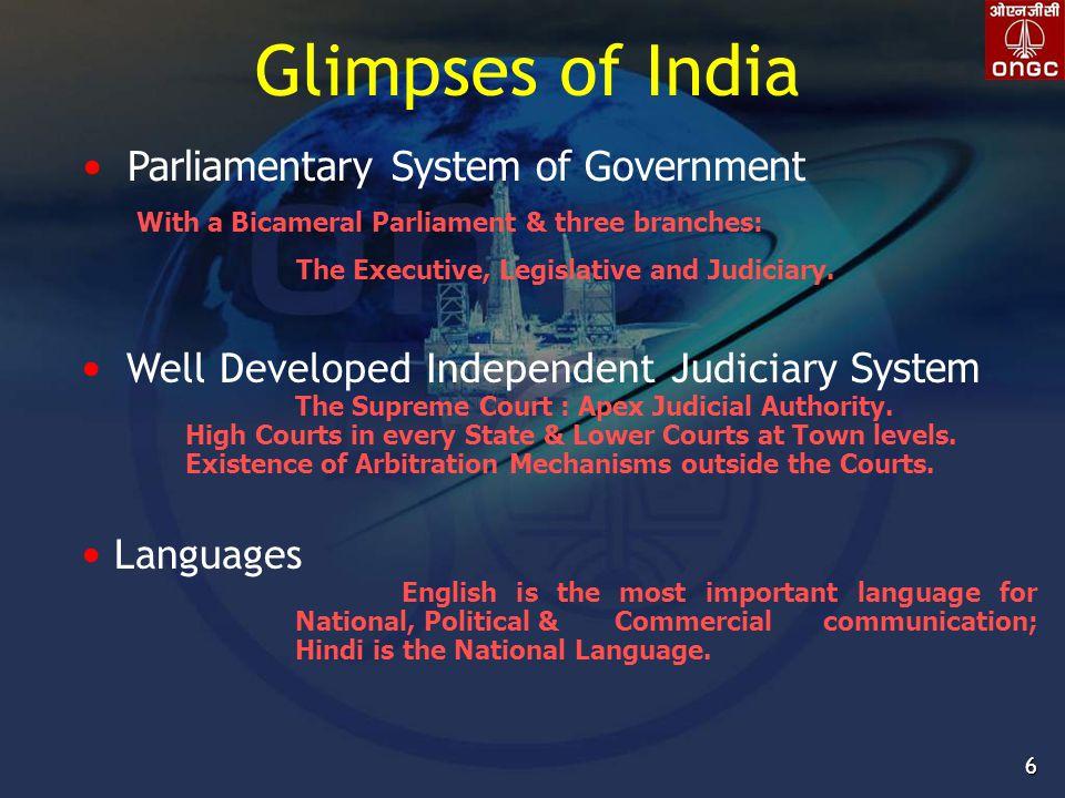 bicameral legislature in india