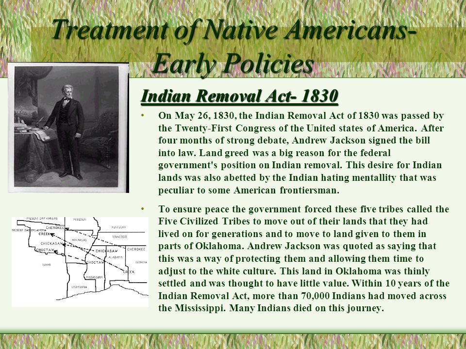 the treatment of native americans after the american revolution American revolution civil war  native american timeline of events  it was the first war between europeans and native americans in the american west.