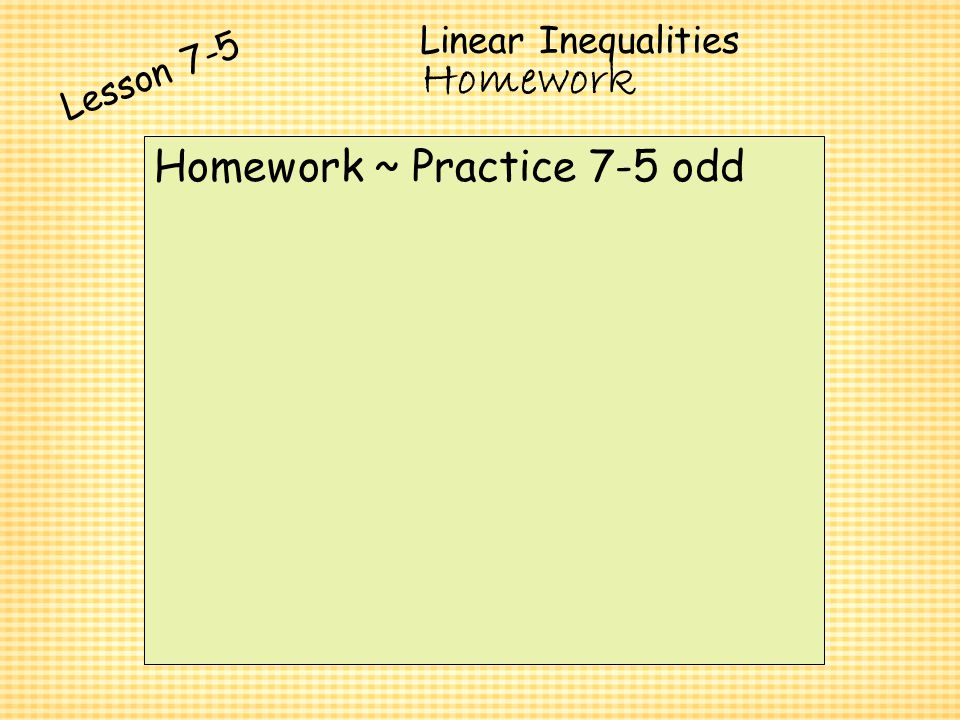 solve homework Pre-algebra, algebra i, algebra ii, geometry: homework help by free math tutors, solvers, lessonseach section has solvers (calculators), lessons, and a place where you can submit your problem to our free math tutors.