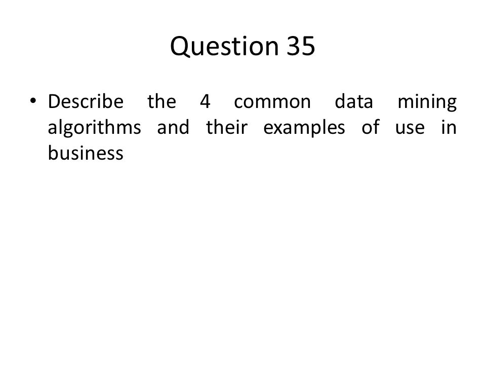 data mining algorithms with examples pdf