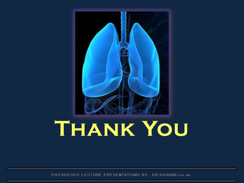 Respiratory System Physiology Ppt Video Online Download