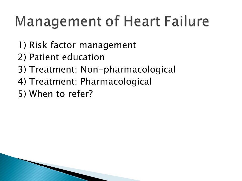 congestive heart failure treatment guidelines 2012