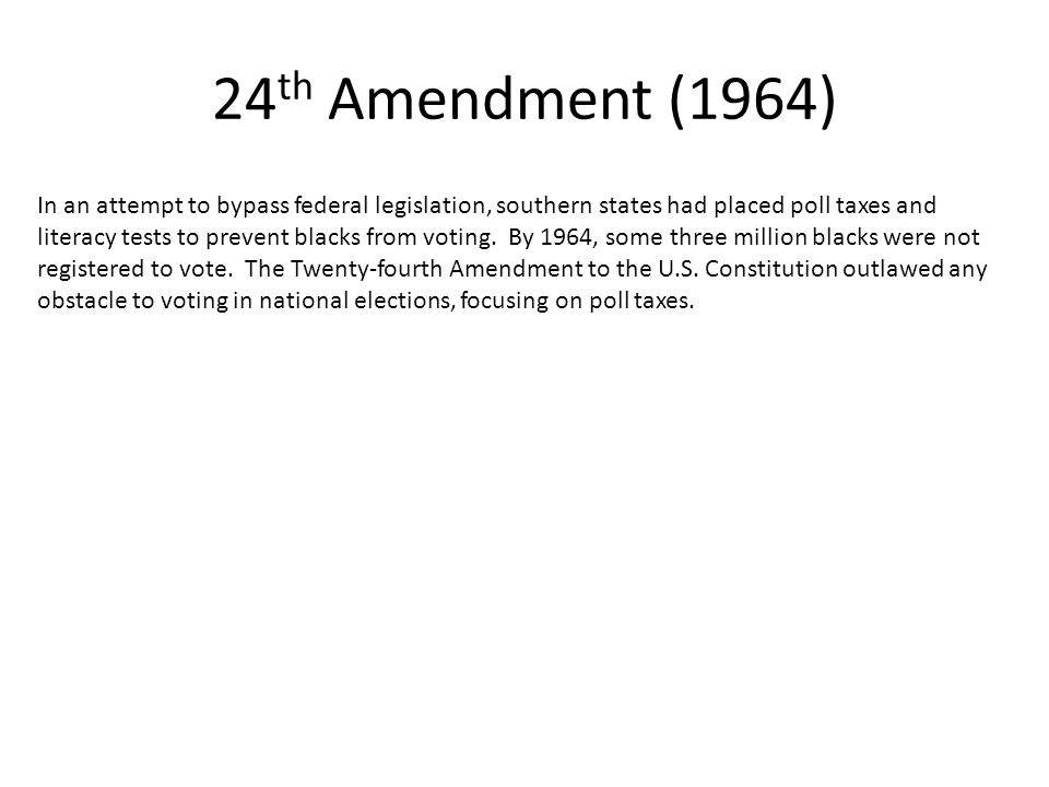 fourth amendment of the u s constitution Few documents are as important to american culture as the us constitution,  the second section of the constitution's 22nd amendment would read: us constitution.