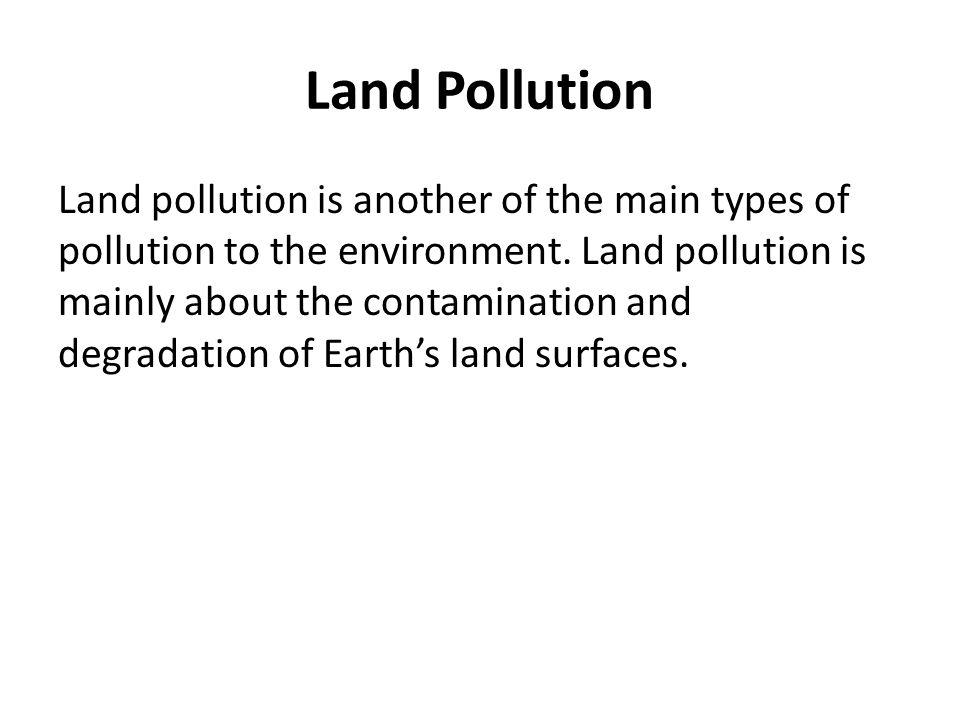 short defination of air pollution