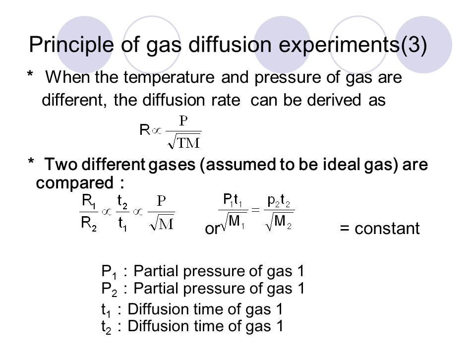 experiment with diffusion essay In this experiment we will determine the size of several small molecules based on whether or not they diffuse across the semi-permeable membrane.