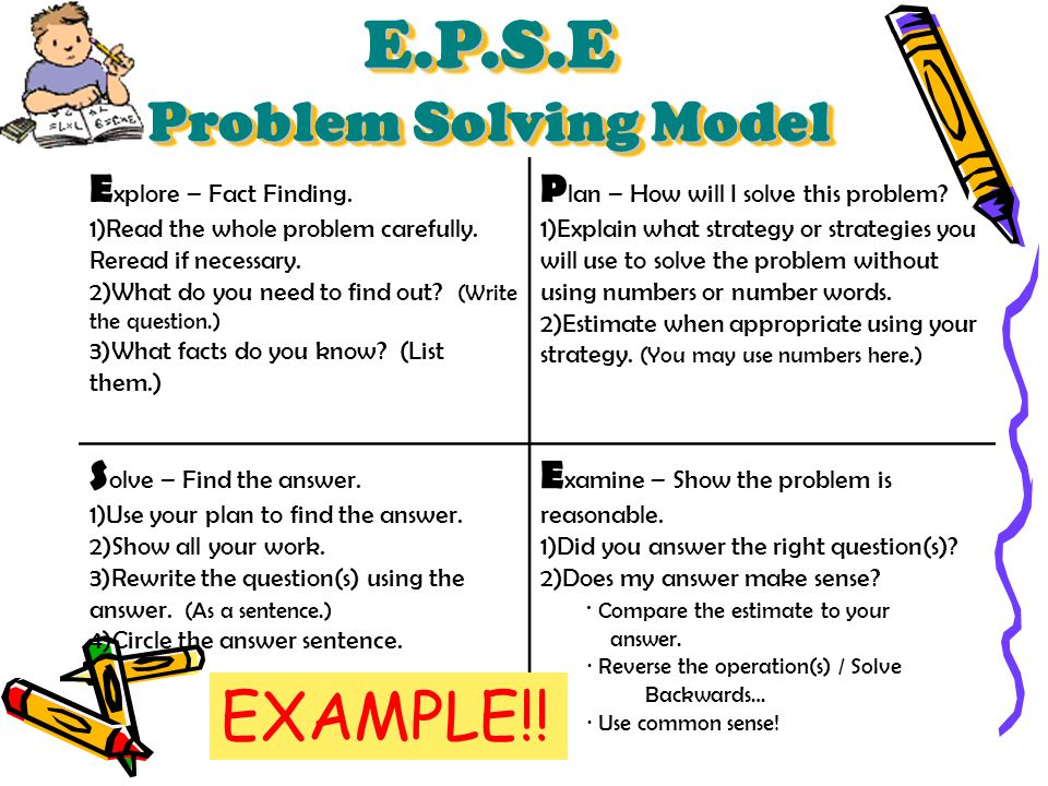 example for network complex problem and how to solve it