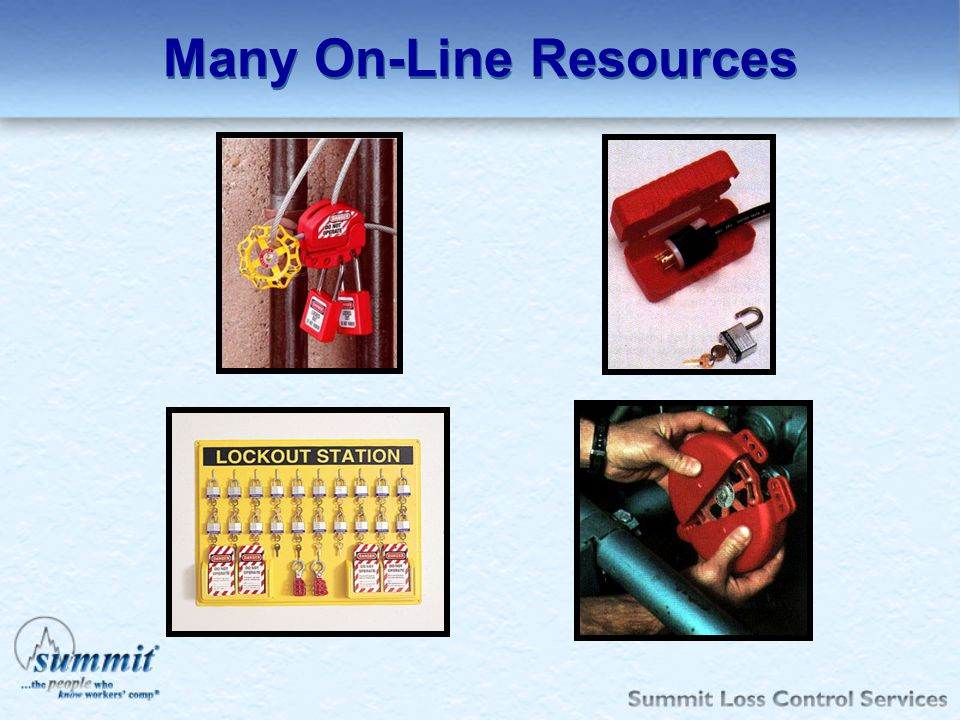 Many On-Line Resources