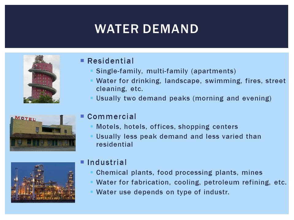 Ce 3372 Water Systems Design Ppt Video Online Download