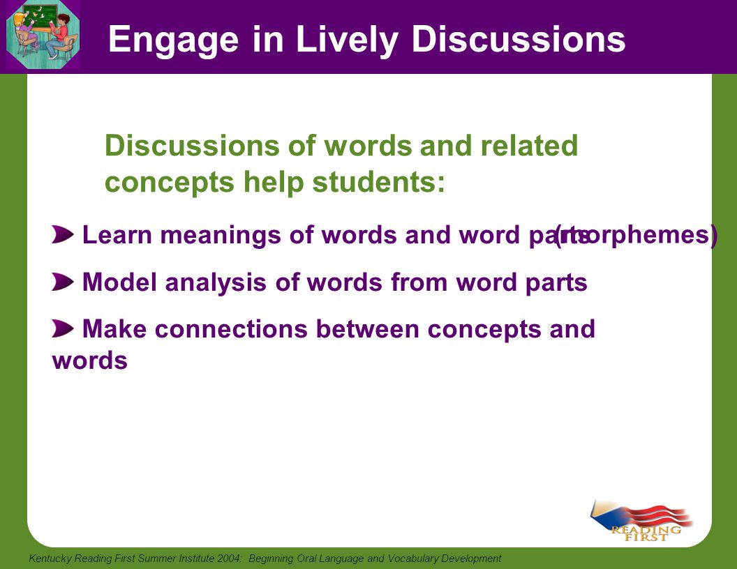 Engage in Lively Discussions