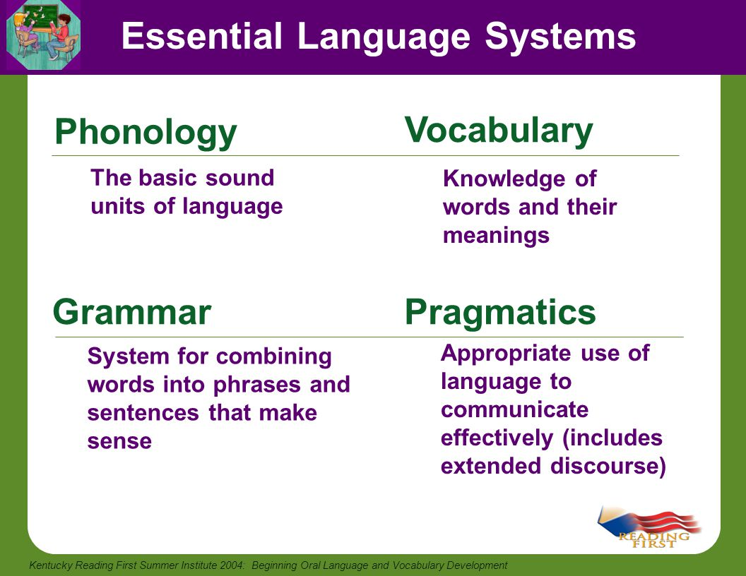 Essential Language Systems