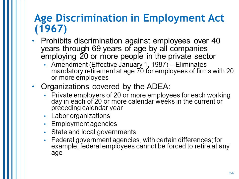 employment law discrimination essay Berkeley journal of employment and labor law, 2019, forthcoming  the  essay starts with evidence of age discrimination on popular.