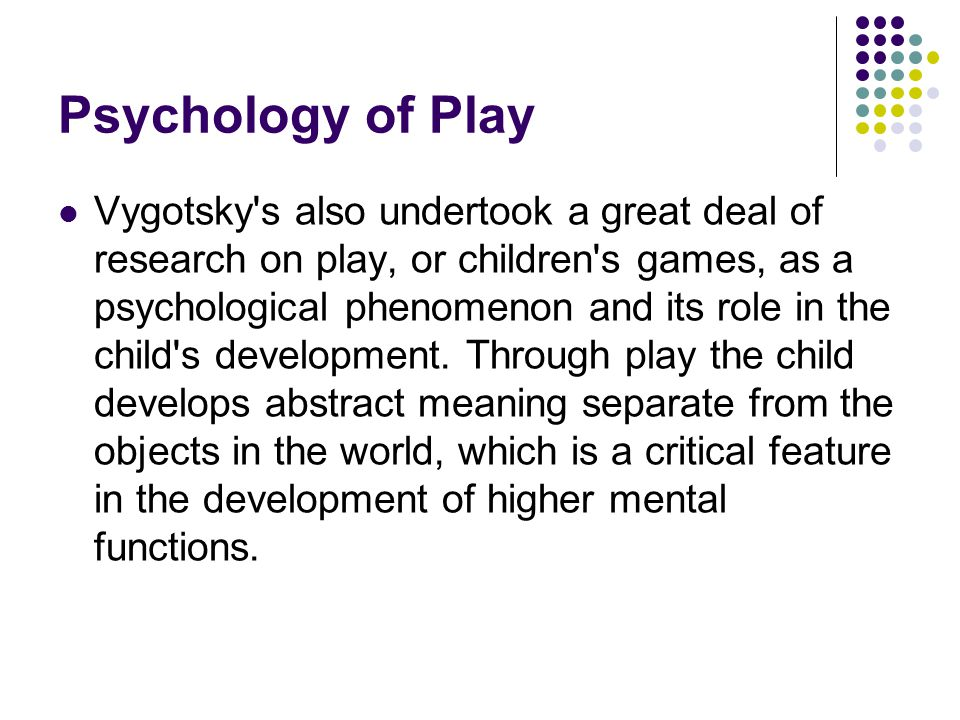 environmental development through role play Developing literacy through play  observed to see how literacy development occurs within a home environment this study also  the role of play in the .